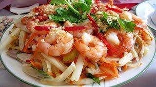 Download Gỏi Ngó Sen Hải Sản thật hấp dẫn - Món Ăn Ngon Video