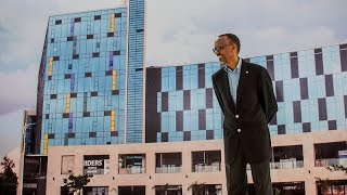 Download President Kagame inaugurated Kigali Heights (05/12/2016) Video