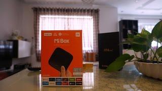 Download Mở hộp Mi box 4K global và đánh giá thông số cấu hình với android khác Video