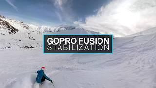 Download GoPro: Fusion Quick Start - Stabilization Video