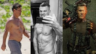 Download Josh Brolin | Cable workout and diet | Deadpool 2 | Body transformation Video