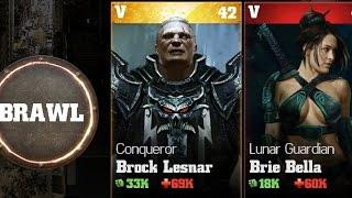 Download WWE Immortals - Conqueror Brock Lesnar Patch 1.6 Video