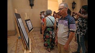 Download Estudantes do Rio apresentam desenhos e redações sobre Holocausto em exposição da ONU Video