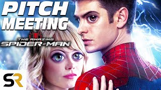 Download The Amazing Spider-Man Pitch Meeting Video