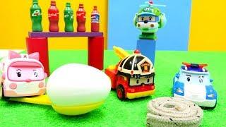 Download Robocar Poli juguetes hacen deporte. Vídeo para niños. Video