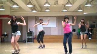Download SISTAR 'Push Push' mirrored Dance Practice Video