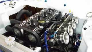 Download First Start Up Millington Diamond Motorsport Engine Rally Escort Mk2 Video