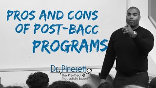Download Pros and Cons of Post-Baccalaureate Programs and Getting Into Medical School Video