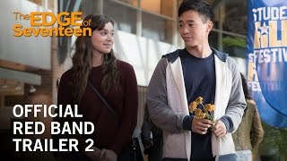 Download The Edge of Seventeen | Official Red Band Trailer 2 | Own it Now on Digital HD, Blu-ray & DVD Video