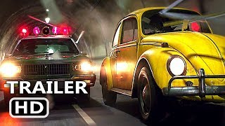 Download BUMBLEBEE ALL Official Clips (2018) Transformers Movie HD Video