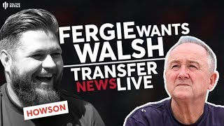Download MAN UTD Transfers: Howson: Fergie's Idea Rejected By Woodward! Video