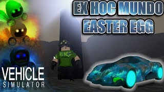 Roblox - Vehicle Simulator - Easter Eggs Free Download Video