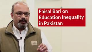 Download Faisal Bari on education inequality in Pakistan Video