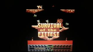 Download JOUST 2 Survival Of The Fittest - Single Credit High Score 2,390,850 (FULL GAME) Video
