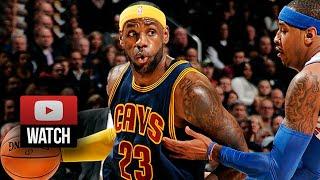 Download Lebron James Full Highlights vs Knicks (2014.10.30) - 17 Pts, Homecoming! Video