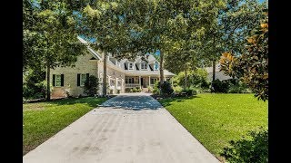 Download Custom Built Home with Resort-Style Amenities in Southport, North Carolina Video
