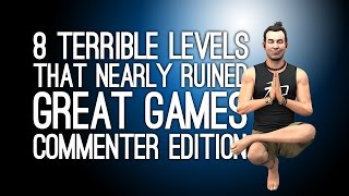 Download 8 Terrible Levels That Nearly Ruined Great Games: Commenter Edition Video