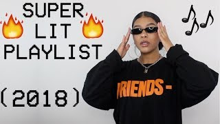 Download MY LIT PLAYLIST | 2018 | BARBIEEJM Video