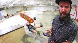 Download DON'T DIE SKATEBOARDING! Video