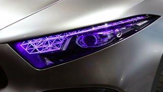 Download Concept A Sedan at Auto Shanghai 2017 Video