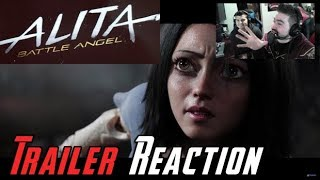 Download Alita: Battle Angel Angry Trailer Reaction! Video