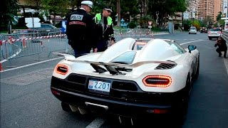 Download Koenigsegg Agera R stopped by police | Top Marques 2017 Video