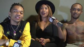 Download Rae Sremmurd SPILLS THE JUICE On Tour In San Diego [EXCLUSIVE INTERVIEW] Video