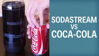 Download SodaStream Vs. Coca-Cola Video