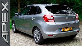 Download SUZUKI BALENO 1.2 SHVS - TESTDRIVE (ENGLISH SUBTITLES) (2016) Video