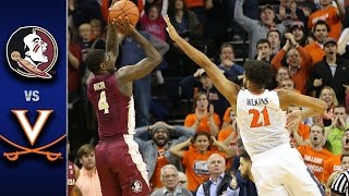 Download Florida State vs. Virginia Men's Basketball Highlights (2016-17) Video