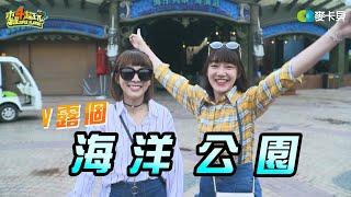 Download 《溫妮泱泱VLOG》第一集 海洋公園篇 Muyao4 Vlog: HK oceanpark Video