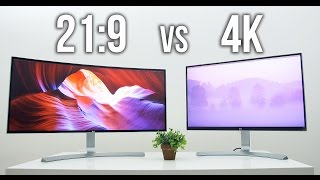 Download UltraWide 21:9 vs UHD 4K | Which is for you? Video