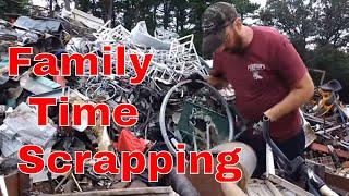 Download Scrap Metal Run With My Kids! Video
