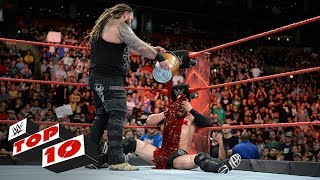 Download Top 10 Raw moments: WWE Top 10, August 14, 2017 Video
