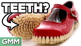 Download Weirdest Shoes In The World Video