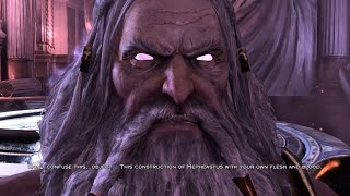 Download God of War 3 PS4 - Zeus Final Boss & Ending (1080p 60fps) Video