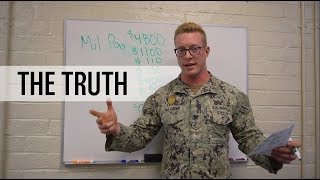 Download MILITARY PAY | Let's Talk About My Check Video