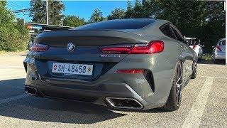 Download 2019 BMW M850i 4.4 V8 BiTurbo - Start Up, REVS, GOOD V8 SOUND! Video