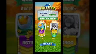 Download Golf Clash Earth Day Tournament Hole 2 Revision Expert Division Video