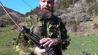 Download 2018 Film # 4 - Traditional Archery Hunt ... wild pigs and goats in New Zealand Video