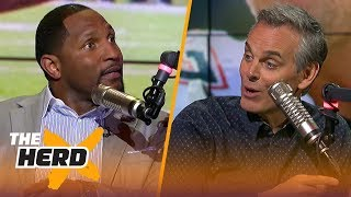 Download Ray Lewis talks 2018 NFL offseason: Dez, Johnny Manziel, Odell Beckham Jr. and more | THE HERD Video