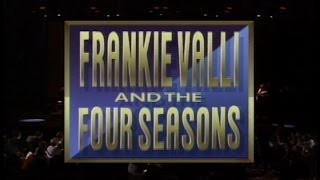 Download Frankie Valli & The Four Seasons - '92 Live in Concert, Atlantic City Video