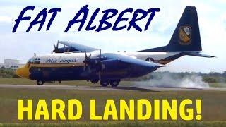 Download Blue Angels C-130 ″Fat Albert″ CRAZY Landing at Air Show (Melbourne 2015) Video