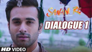Download SANAM RE Dialogues PROMO 1 - ″Pyaar Vo Safar Hai Jo Milo Me Nahi Gahraai Me Naapa Jaata Hai″ Video