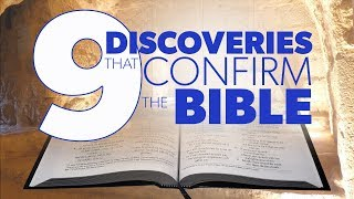 Download 9 Discoveries that Confirm the Bible | Proof for God Video