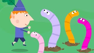 Download Ben and Holly's Little Kingdom | Worm Hunting | 1Hour | HD Cartoons for Kids Video
