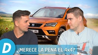 Download 4x2 vs 4x4 ¿Merece la pena comprar un SUV con tracción total? | Diariomotor Video