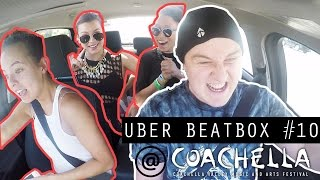 Download UBER BEATBOX REACTIONS #10 ″COACHELLA EDITION″ Video