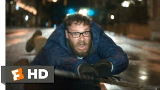 Download The Night Before (7/10) Movie CLIP - Sleigh Ride Car Chase (2015) HD Video