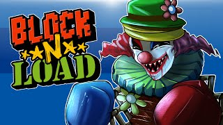Download Block N Load - Learning the game! (Kreepy The Klown OP Traps!) Video